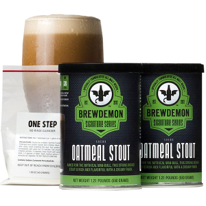 Пивная смесь BrewDemon Oatmeal Stout Signature